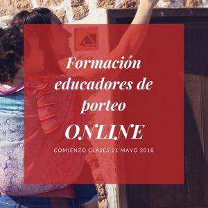 formación online educadores de porteo